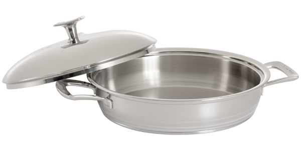 Large Frypan with Cover 28 cm